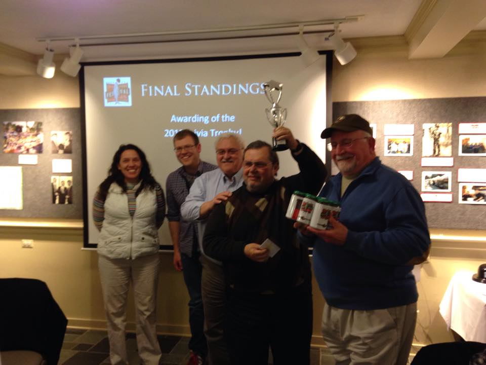 2015 Shad Derby Trivia Contest Winners - The Windsor Lion's Club